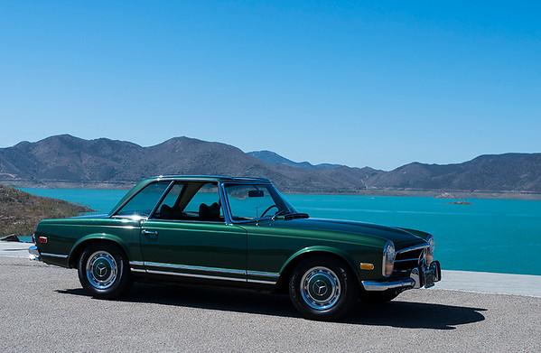 Mercedes-benz 280 SL