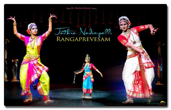Jaithra's Rangaprevesam 2019