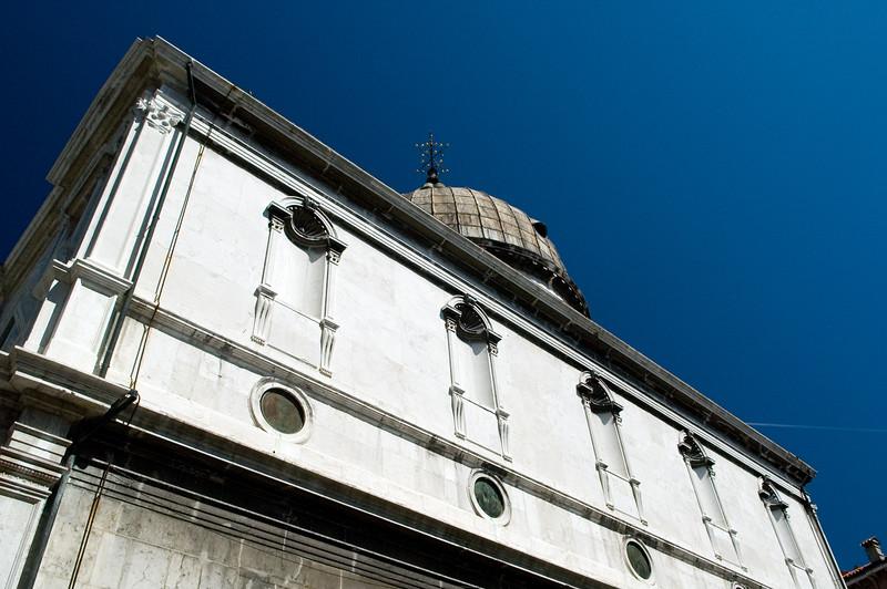 San Giorgio dei Greci church. Venice, Italy