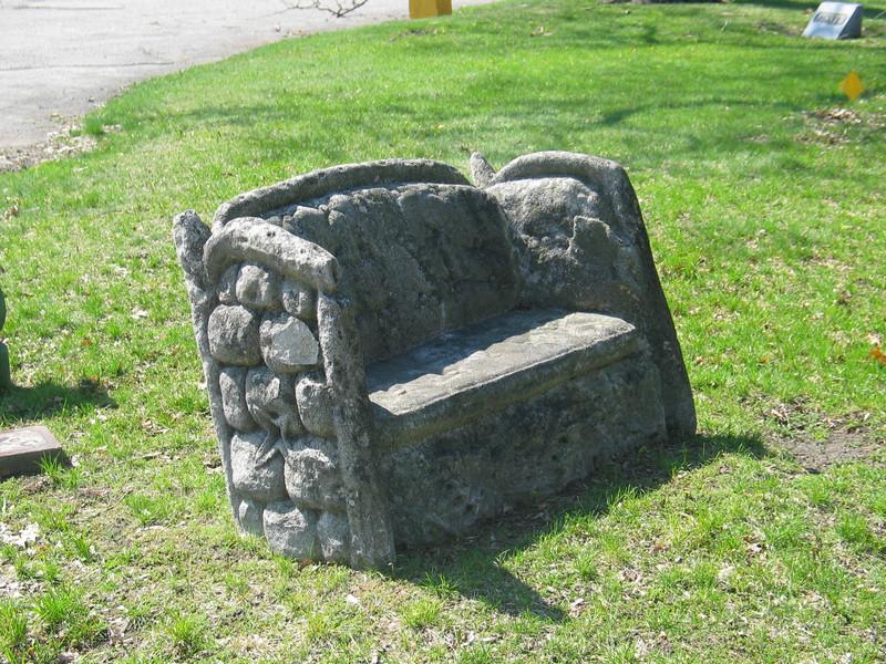 McCormick Bench