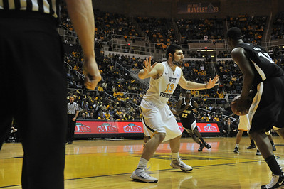 27343 Basketball WVU vs Providence