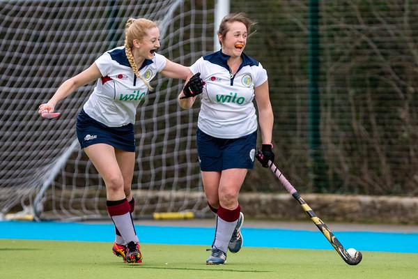 Olton Ladies 1st XI vs Gloucester City Ladies 1st XI - 22nd Feb 2020
