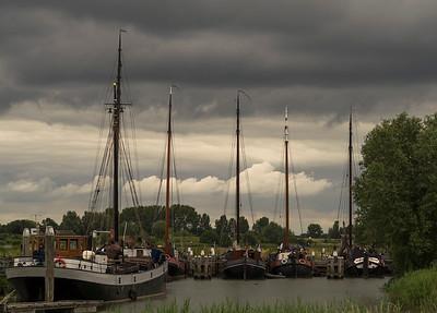 Dutch Landscapes and Riverscapes