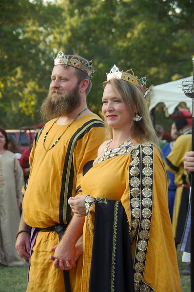 Prince Creppin & Princess Toryn