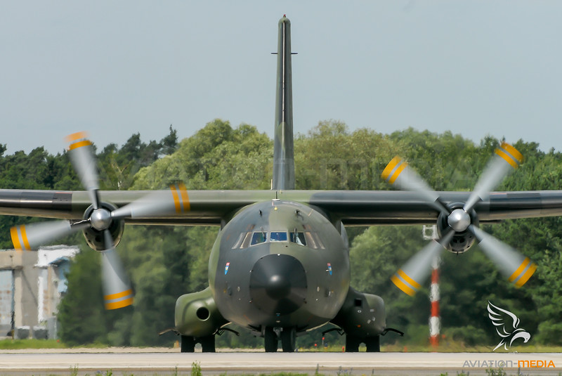 German Air Force / C-160D Transall / 50+XX