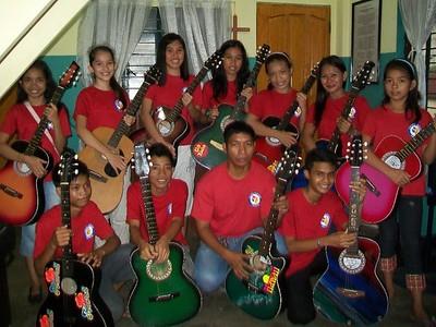 The PBC Musicians