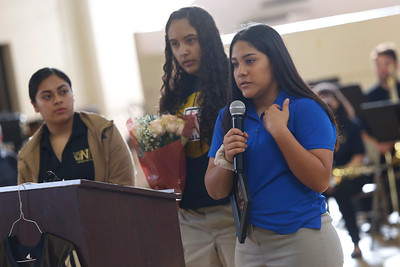 Memorial celebrates life of Austin High School alumna