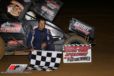 Trailway Speedway - 6/7/19 - Timothy Basehore