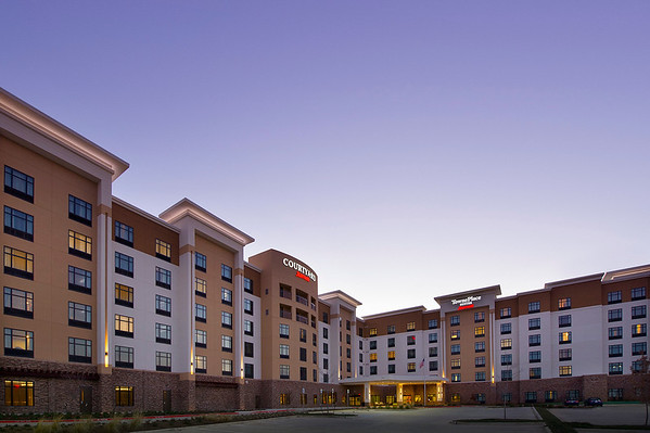 Courtyard & TownePlace Suites - Grapevine, TX
