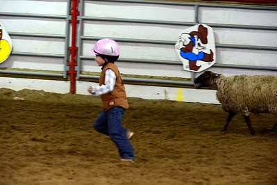 High River Little Britches Parade & Rodeo 2014