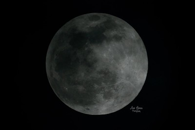Full Cold Moon 2020