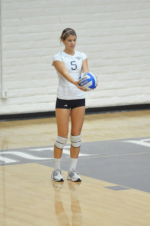 St. Mary's Women's Volleyball vs BYU (Partial) - 28 Nov 2009