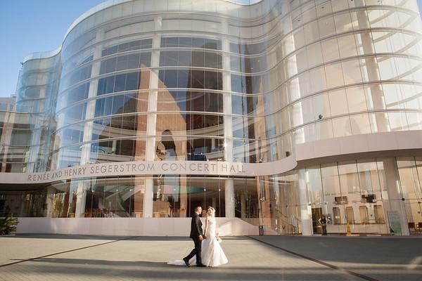 wedding | park + shin