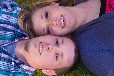 Chris and Savannah