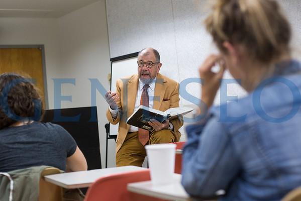 Ron Herzman - Shakespeare Class