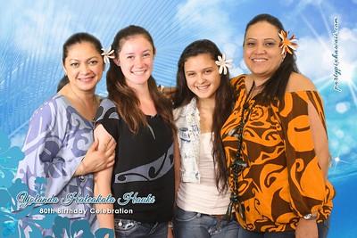 Haleakala's 80th Birthday (Green Screen Party Portraits)