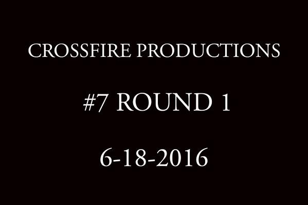 6-18-2016 #7 Round 1