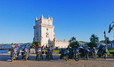Enduro Camp III on the way to Lisbon 2016
