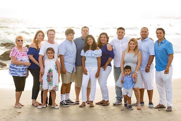 Jennifer's Family @ Coronado
