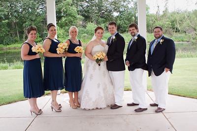 Ledbetter-Messick Wedding
