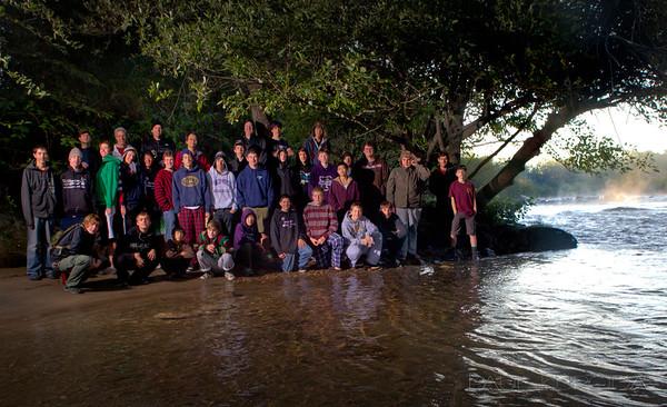 River Rafting 2011