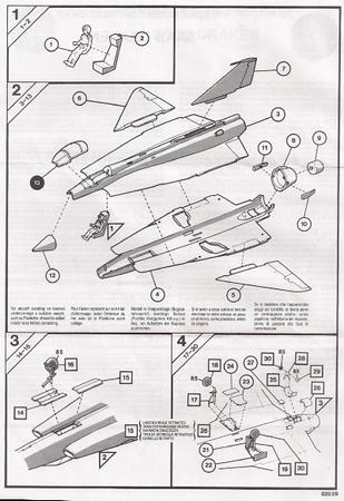 Finnish SAAB Draken