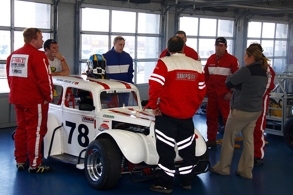 2011 Track Services Training - Charlotte Motor Speedway