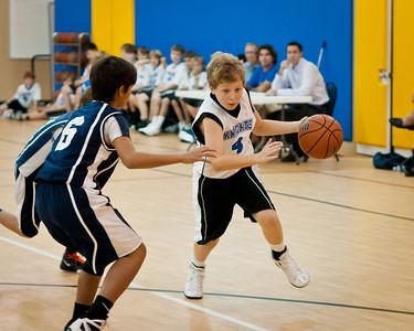 JV Boys v St. Ann 1-12-2012