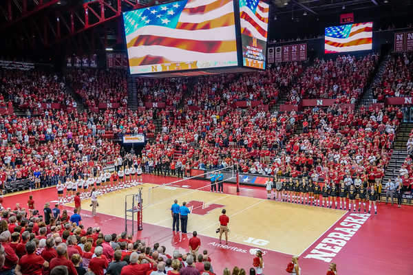 2018 Nebraska Volleyball Season