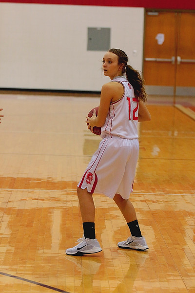 WHS Basketball (GIRLS) vs Rose Hill 121616