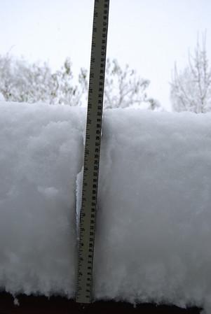 2009 October Snow Storm