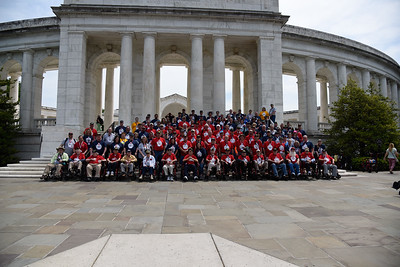 Twin Tier Honor Flight Mission 7,  May 12, 2018