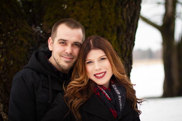 Steven and Liz Engagement