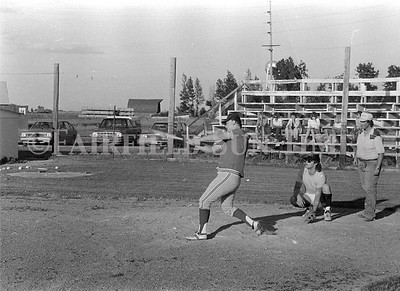 July 1987 Dutton vs Simms Slowpitch (at Fairfield)