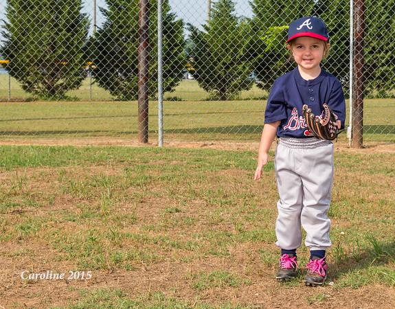 Braves Baseball 2015