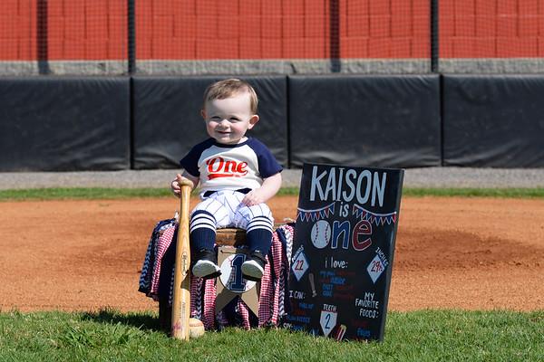 Kaison Baseball Pics