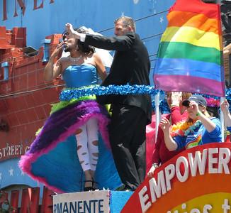 San Francisco LGBT Pride Parade 2013
