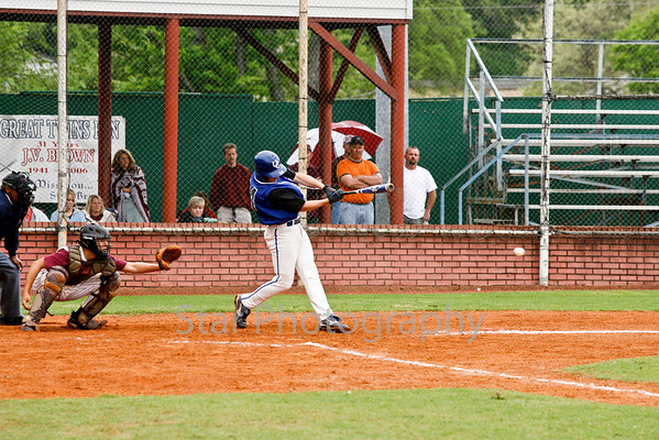 Unicoi High Baseball 05-02-09