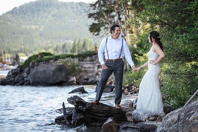 Flathead Lake Wedding - Highlights