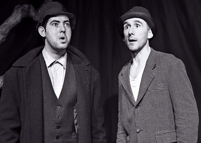 "BH Productions' ""Waiting for Godot"""