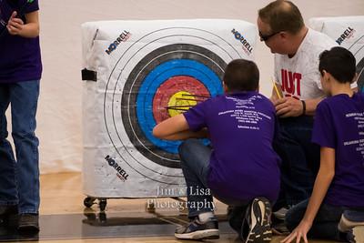 CCS Archery at Crossings, December 3