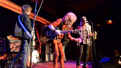 John Ford Band at The Cutting Room 06.11.14