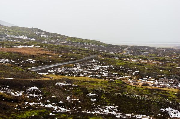 Djúpivogur in Iceland, without Vignette