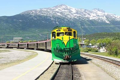 2013 Canada and Alaska
