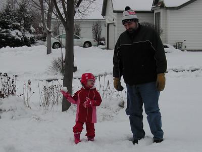 2004 Mar - Snow
