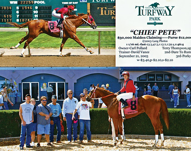 CHIEF PETE - 9/21/2003