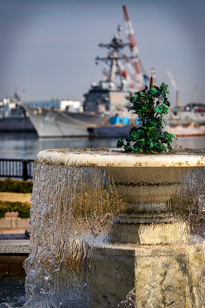 Yokosuka Fountain