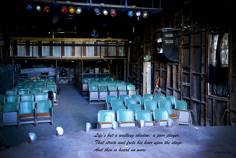 Madrid, New Mexico - The Engine House Theater Museum