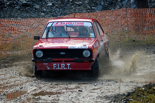 Cambrian Rally 2008
