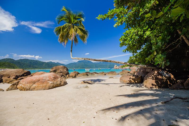 Parnaioca Beach Brazil